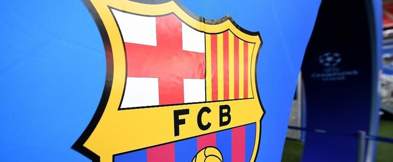 إصابة أول لاعب لبرشلونة بفيروس كورونا
