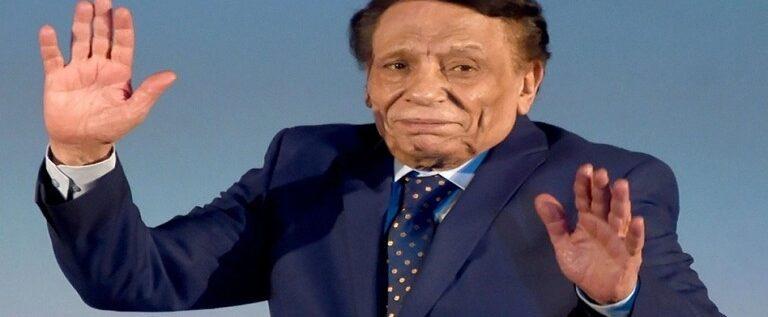 أول تعليق من عادل إمام بعد وفاة حسن حسني