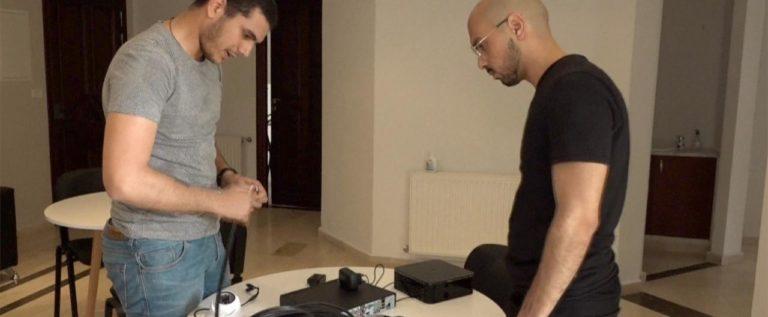 شركة تونسية تطور جهاز الكشف عن ارتداء قناع الوجه