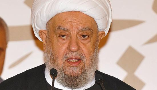 الشيخ قبلان طالب الحكومة الالمانية بالتراجع عن قرارها ضد حزب الله ودعا الجاليات للاعتراض على القرار