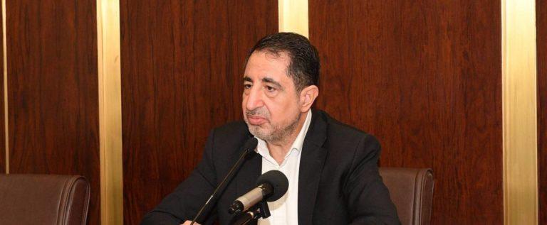 الحاج حسن نفى الاشاعات التي تطلق ضده: من لديه أدلة فليقدمها للقضاء والرأي العام