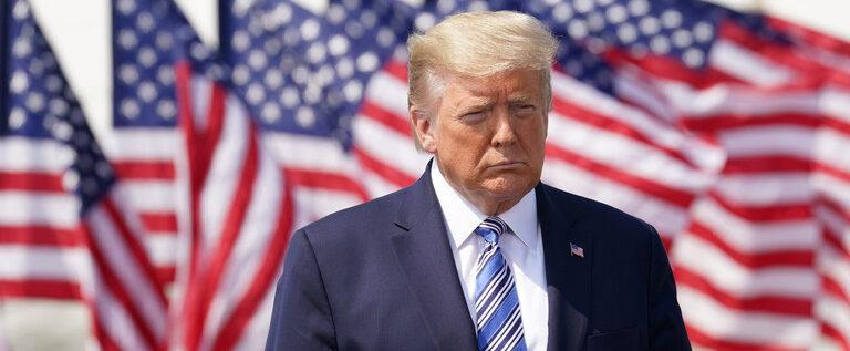 ترامب ينفي ضلوع الولايات المتحدة في أي مؤامرة في فنزويلا