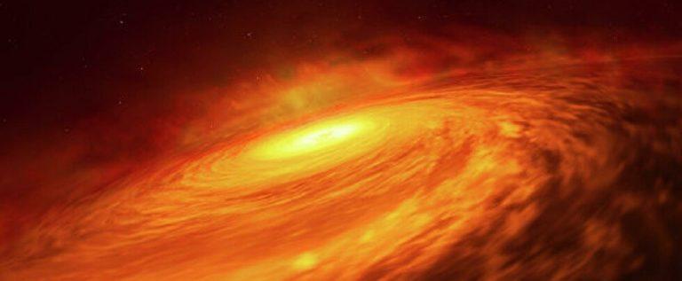 """اكتشاف ثقب أسود على بعد """"خطوتين"""" من الأرض!"""