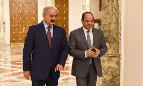 عقب اجتماع مع حفتر وصالح.. السيسي يعلن عن مبادرة جديدة لإنهاء النزاع الليبي