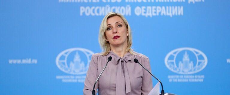 روسيا: نبحث مع الصين سبل مواجهة الضغط الغربي