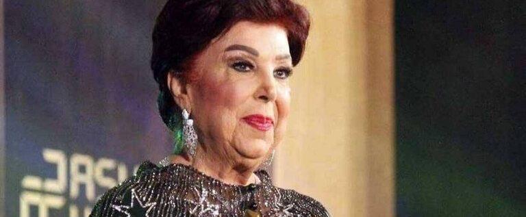 مصر.. حقن الفنانة رجاء الجداوي بالعلاج الجديد المضاد لفيروس كورونا