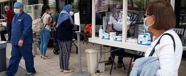 الولايات المتحدة تسجل نحو 30 ألف إصابة جديدة بكورونا