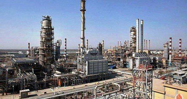زيادة إنتاج الغاز الطبيعي في ايران