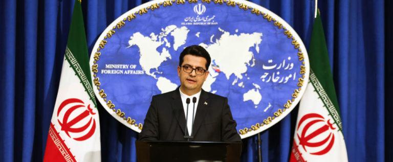 موسوي: إيران تطالب بإلغاء الحظر اللاإنساني ضد الشعب السوري