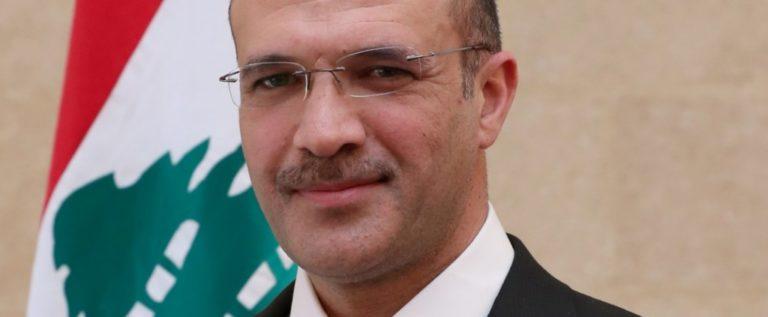 وزير الصحة اللبناني الغى مواعيده غدا بسبب ارتباطه بالجلسة الطارئة لمجلس الوزراء