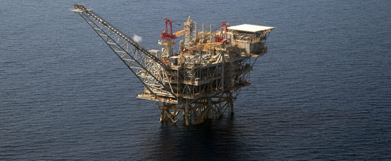 اعلام العدو : حكومة نتنياهو تصادق على التنقيب عن الغاز قرب البلوك 9 اللبناني