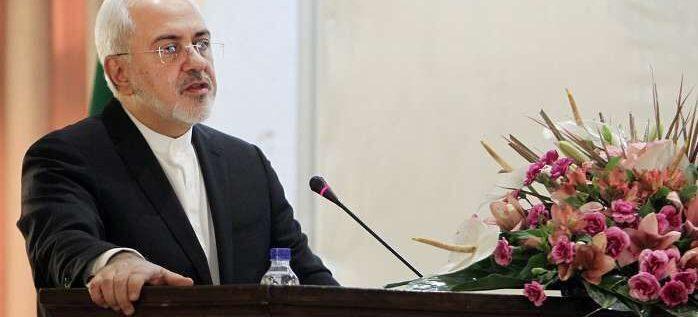 ظريف: على الدول الأوروبية الثلاث ألا تشارك أعداء الإتفاق النووي جريمتهم