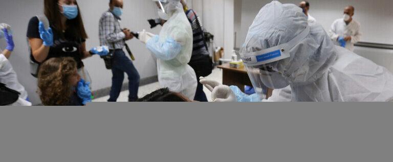 لبنان يشهد اليوم ذروة إصابات كورونا واكتشاف بؤرة كبيرة للعدوى