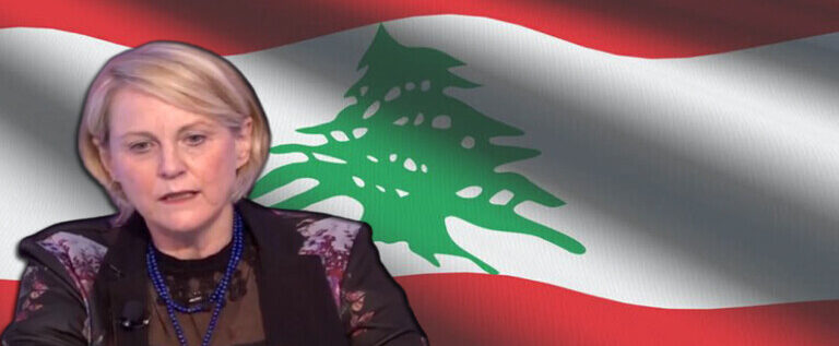 السفيرة اللبنانية في الأردن تقدم استقالتها خلال لقاء تلفزيوني مباشر