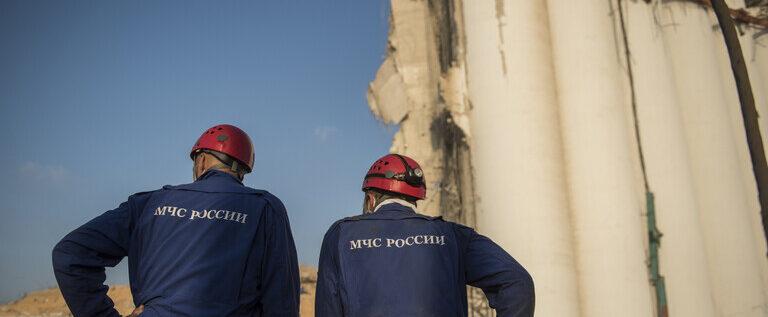 بوتين: سنفكر في فعل المزيد لمساعدة اللبنانيين بعد انفجار بيروت