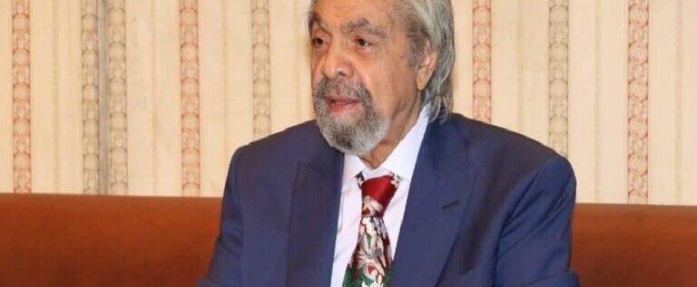 المخابرات المصرية تنعى الفنان سمير الإسكندراني