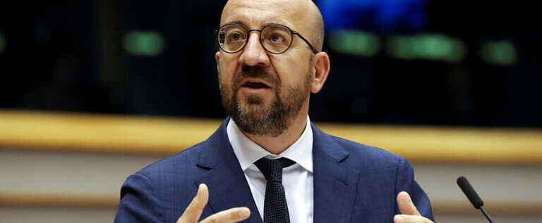 رئيس المجلس الأوروبي: كل الخيارات مطروحة في اجتماع دول الاتحاد بشأن الوضع في شرق المتوسط