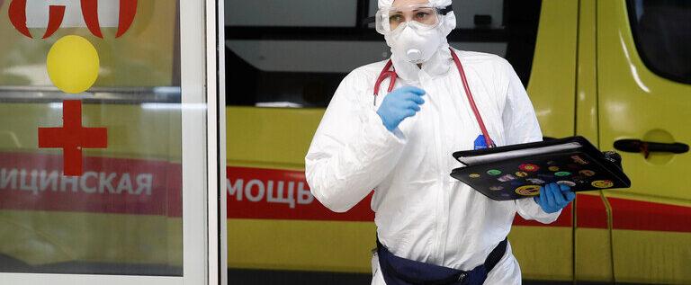روسيا تسجل 4870 إصابة جديدة بفيروس كورونا و90 حالة وفاة خلال الساعات الـ24 الماضية