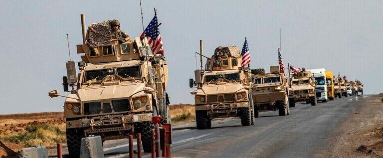 الجيش الأمريكي يدخل 50 آلية محملة بالعتاد العسكري واللوجيستي إلى سوريا