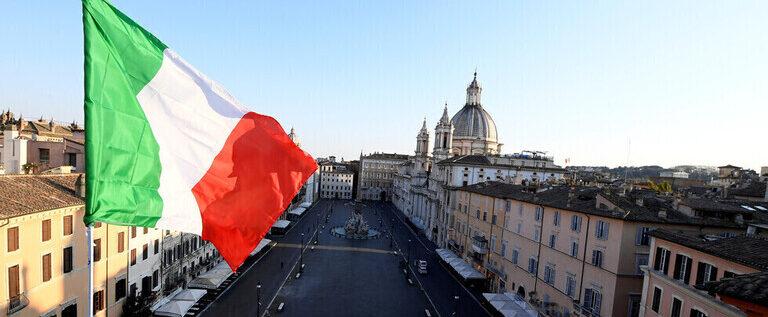إيطاليا: 4 وفيات بكورونا وتراجع الإصابات اليومية إلى 320