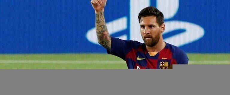 رسميا.. ميسي يعلن استمراره مع برشلونة