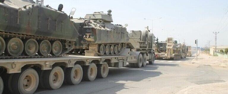 وسائل إعلام: تركيا تحشد دباباتها على الحدود مع اليونان.. ومصدر عسكري ينفي!