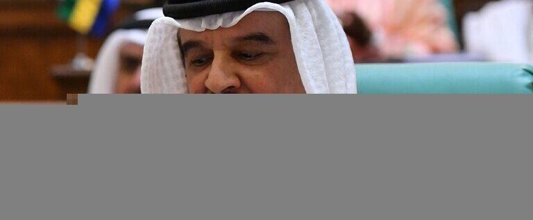 """ملك البحرين يؤكد أن الاتفاق مع إسرائيل """"ليس موجها ضد أي كيان"""""""