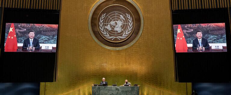 الرئيس الصيني: لقاحاتنا ضد كورونا ستكون متاحة في كل أنحاء العالم