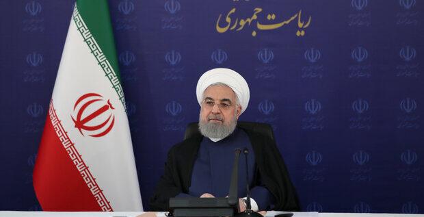 روحاني: الحرب الاقتصادية الأمريكية ضد إيران قائمة على الأوهام والحسابات الخاطئة