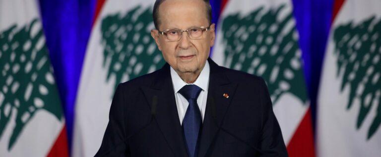 الرئيس عون: قرار الإقفال سيراعي بعض القطاعات والمصانع