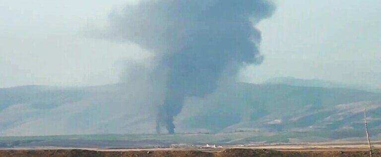 أرمينيا: جرحى جراء قصف قوات أذربيجان عاصمة قره باغ