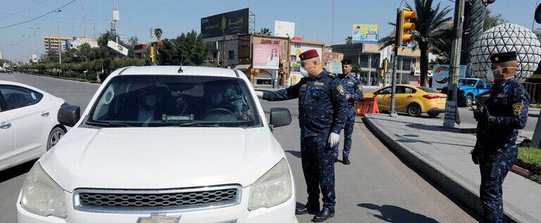عقيد في الجيش يقتل عميدا رميا بالرصاص في العراق