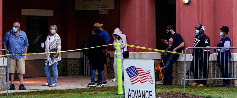 13 مليون أمريكي أدلوا بأصواتهم في الانتخابات المبكرة