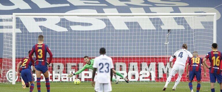 ريال مدريد يقسو على برشلونة بثلاثية في عقر داره