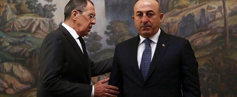 لافروف: علاقاتنا مع تركيا لا تخلو من المشاكل لكن تعاوننا سيستمر