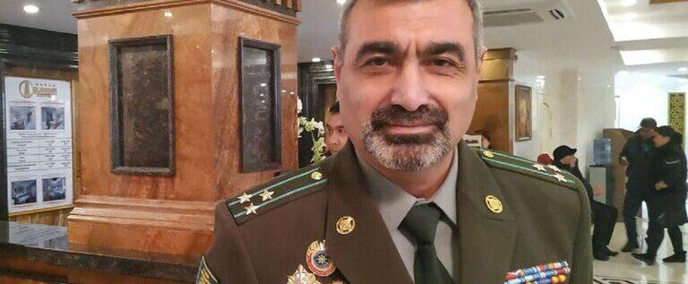 إقالة قائد قوات حرس الحدود الأرمنية