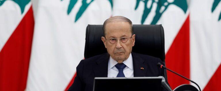 الرئيس عون قرر تأجيل الاستشارات النيابية المقررة غدا الى الخميس المقبل