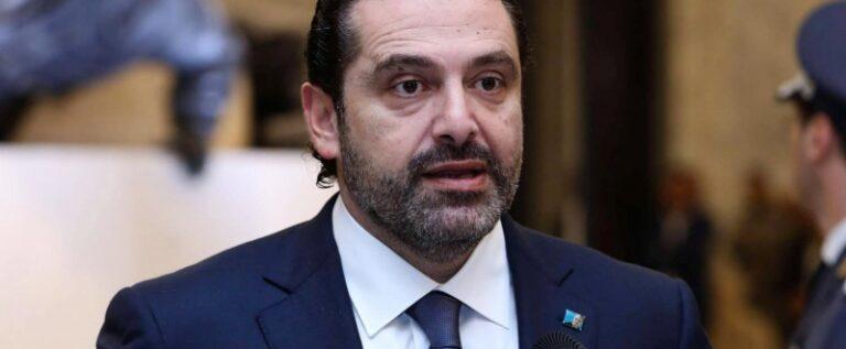 الحريري بعد تكليفه: سأشكل حكومة اختصاصيين من غير الحزبيين