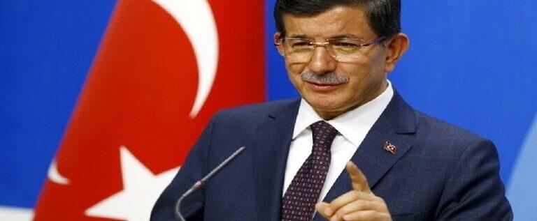 """تركيا.. انتخاب أحمد داوود أوغلو رئيسا لحزب """"المستقبل"""""""