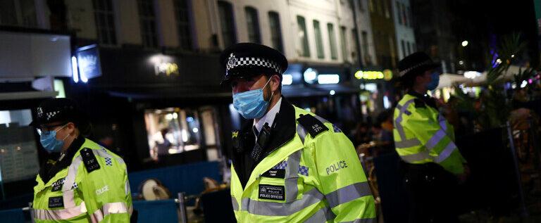 """رفع مستوى التهديد الإرهابي في بريطانيا إلى """"الخطير"""""""