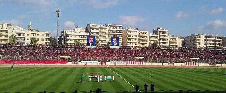 سوريا.. افتتاح ملعب الحمدانية في حلب بعد 8 سنوات على خروجه عن الخدمة
