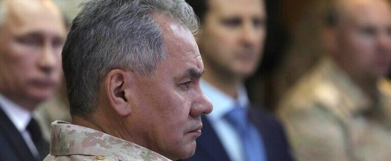 شويغو: الحملة في سوريا أتاحت التحقق من فعالية السلاح الروسي