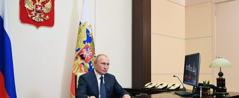 بوتين: وقف إطلاق النار ونشر قوات حفظ سلام روسية في قره باغ