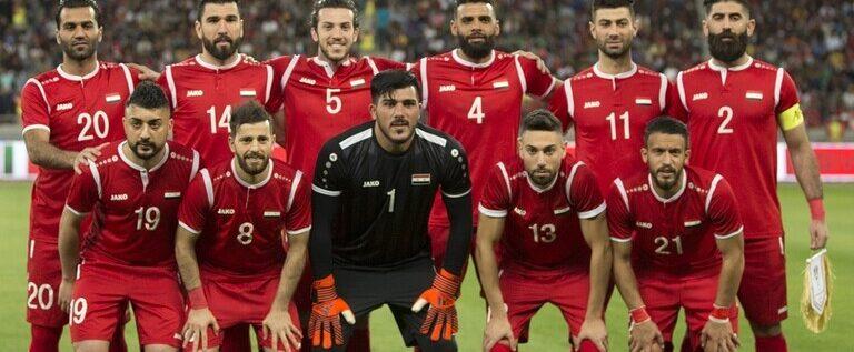 فوز سوريا على أوزباكستان