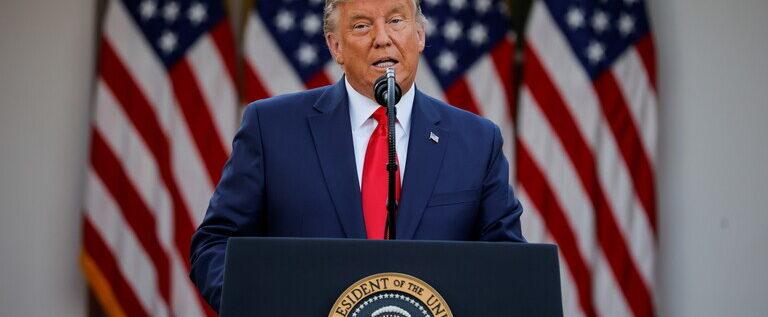 ترامب: لقاح كورونا سيكون متاحا لكل سكان الولايات المتحدة في أبريل