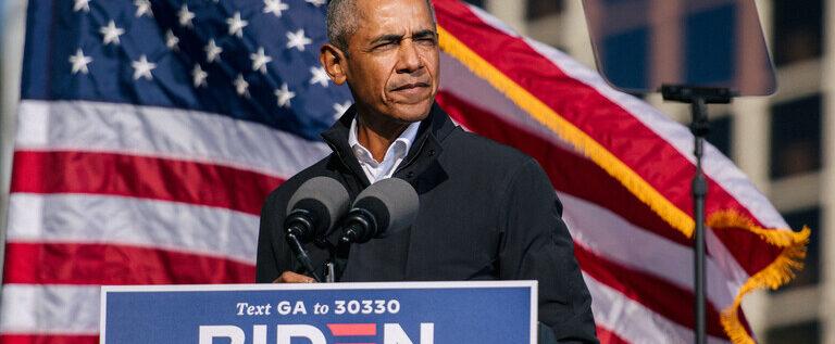 أوباما عن انتقال السلطة من ترامب لبايدن: إنها وظيفة مؤقتة ولا أحد فوق القانون