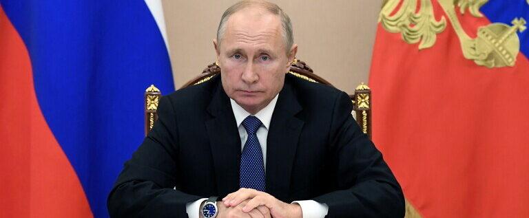 بوتين يحذر من مخاطر تفاقم الوضع الأمني في الشرق الأوسط