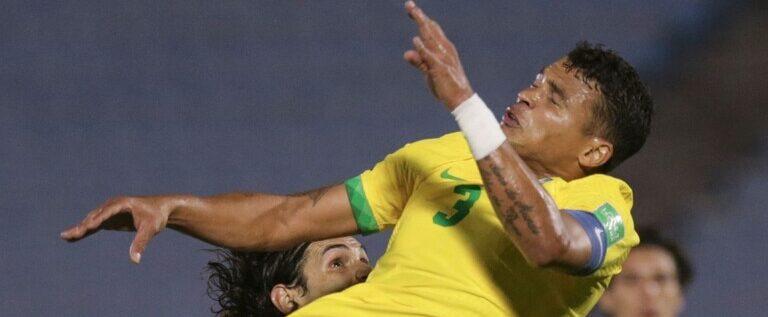 البرازيل تتخطى الأوروغواي وتعزز صدارتها