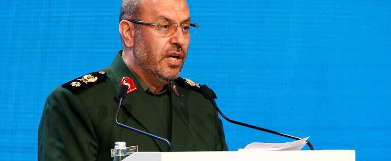 مستشار خامنئي العسكري يترشح للانتخابات الرئاسية 2021