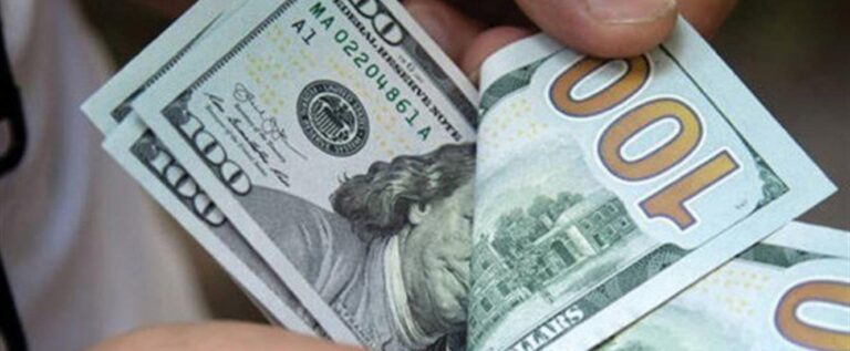 الدولار يقفز من جديد في السوق السوداء.. إليكم سعره مساء اليوم